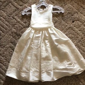 Ivory Sweet Beginnings Dress Size 2